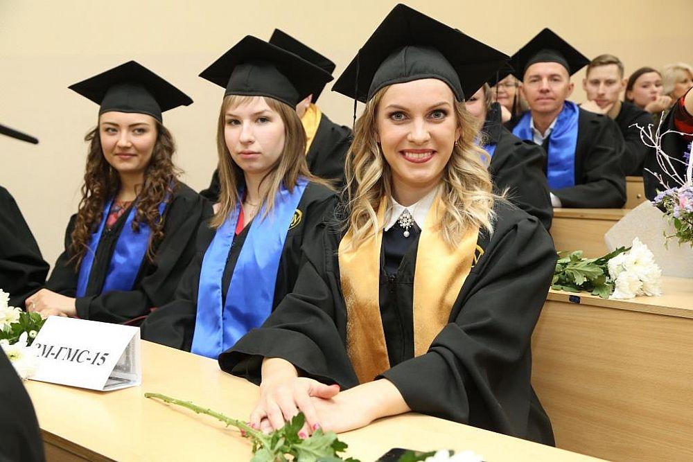 Магистранты заочной формы получили дипломы Уральский  Фотогалерея