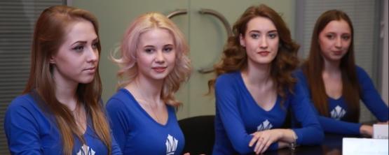 Ректор УрГЭУ встретился с финалистками «Мисс – 2016»