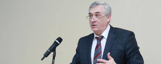 Ректор УрГЭУ Яков Силин о приемной кампании 2016