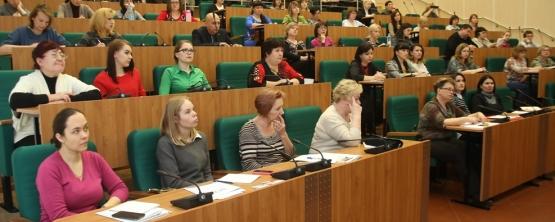 В УрГЭУ прошел семинар для аспирантов, докторантов и их научных руководителей