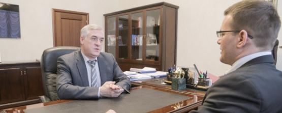 Яков Силин: Мы хотим быть полезными для Урала и для России