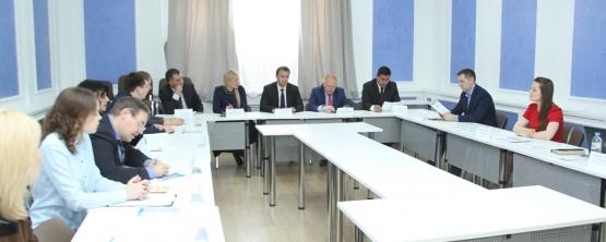 В УрГЭУ обсудили способы и направления укрепления финансовой безопасности