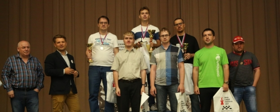 «Ural chess festival – 2017»: sports excitement and new friends