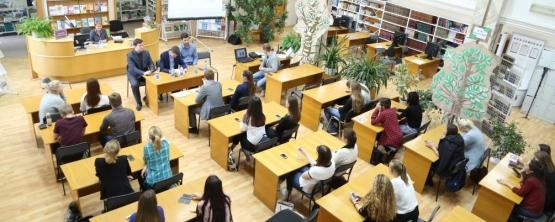 В УрГЭУ прошла встреча с членами Молодежного <strong>мастер классы школ россии</strong> правительства