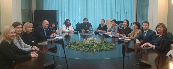 International experience of postgraduate study was discussed at USUE