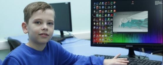 IT-технологии по силам даже ребёнку