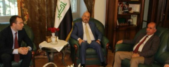 Диалог о сотрудничестве с Ираком продолжен