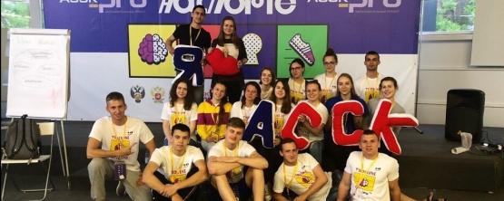 Студенты УрГЭУ приняли участие в студенческом фестивале «На спорте»