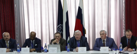 USUE   DEVELOPS COOPERATION IN THE SPHERE OF EDUCATION AND SCIENCE