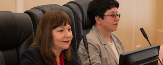 Студенты УрГЭУ встретились с министром финансов Свердловской области