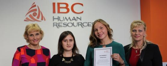 Студенты УрГЭУ пройдут стажировку в IBC Human Resources