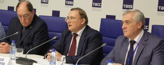 ECONOMISTS OF RUSSIA AND USA DISCUSSED WITH JOURNALISTS CURRENT ISSUES OF WORLD ECONOMY