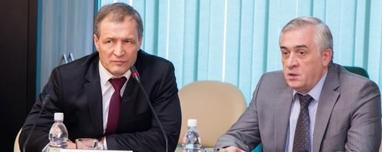 Председатель Екатеринбургской городской Думы поздравил УрГЭУ с Днем российской науки