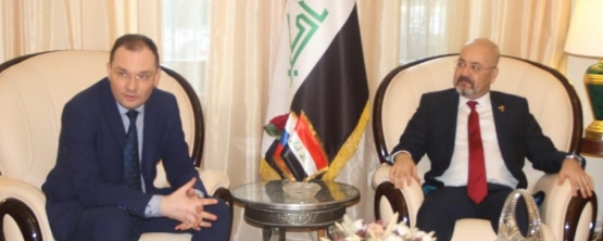 USUE WILL WELCOME STUDENTS FROM IRAQ