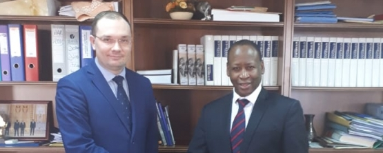 Republic of Senegal and USUE are developing international relations