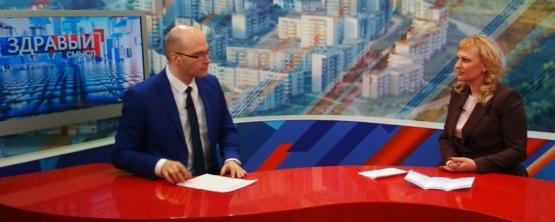 Смотрите интервью Екатерины Ялуниной на телеканале «Первоуральск ТВ»