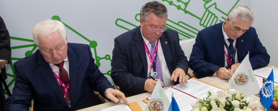 USUE AND SPbPU WILL TOGETHER STRENGTHEN DEFENSE INDUSTRY OF THE COUNTRY