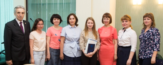Аспиранты УрГЭУ получили заслуженные дипломы!