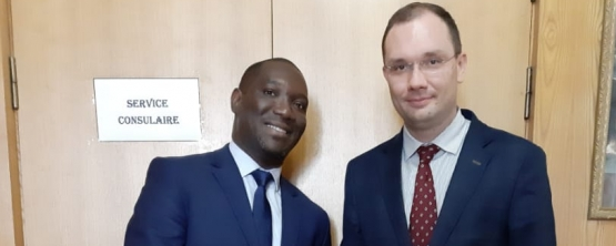 USUE PREPARATORY FACULTY WILL TRAIN STUDENTS FROM THE REPUBLIC OF CÔTE D'IVOIRE
