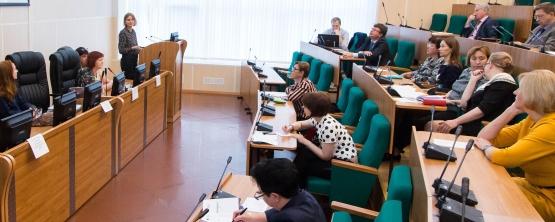 Преподаватели УрГЭУ будут учить студентов по Болонской системе