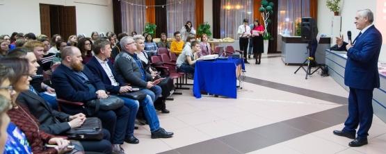 УрГЭУ приветствует участников и экспертов Школы журналистов и SMM-менеджеров «Зачетка»!