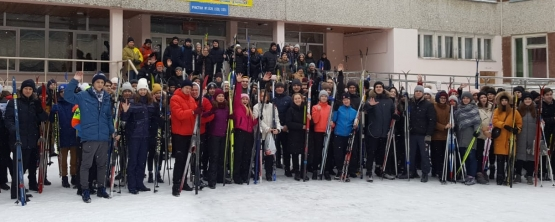 "THE NUMBER OF USUE STUDENTS PARTICIPATING IN ""SKI TRACK OF RUSSIA"" DOUBLED"