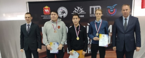 ALL-RUSSIA CHECKERS COMPETITIONS: USUE STUDENTS AMONG THE WINNERS